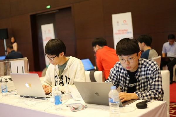Đội KingTigerPrawn của Hàn Quốc giành giải Nhất cuộc thi WhiteHat Grand Prix 06