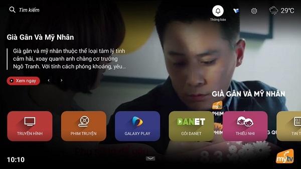 VNPT cung cấp MyTV Box 2020 - Tính năng nâng cấp đáng kể, giá không đổi