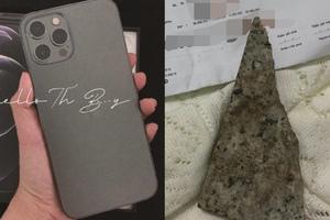"""""""Hô biến"""" iPhone thành cục đá: Có thể bị phạt tù"""
