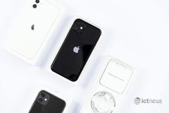 Chiếc iPhone được mua nhiều nhất tại Việt Nam năm 2020