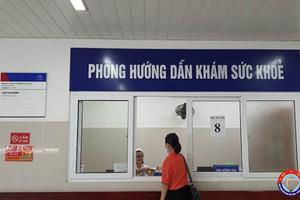 Bệnh viện công đầu tiên của Quảng Bình triển khai thanh toán không dùng tiền mặt