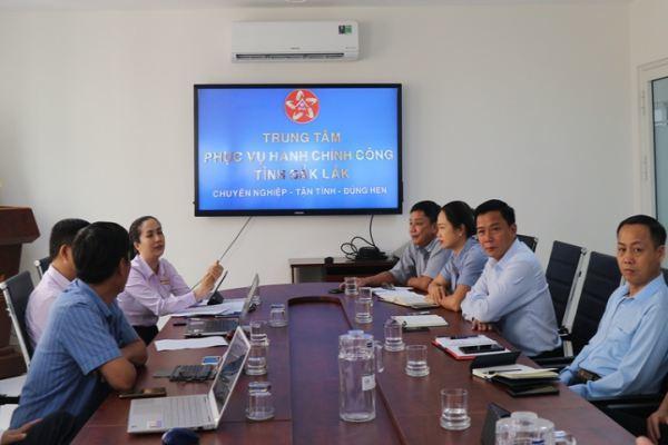 Đắk Lắk thí điểm dịch vụ thanh toán trực tuyến đối với thủ tục hành chính