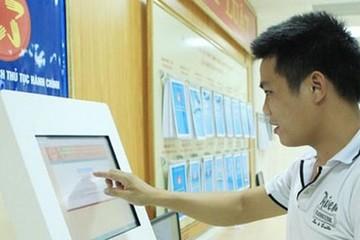 13 Bộ và 51 tỉnh tích hợp thanh toán trực tuyến trên Cổng DVCQG