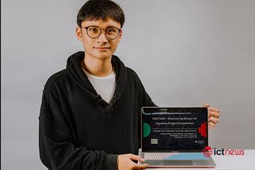 """Sinh viên Việt """"giải mã"""" thành công chữ bác sĩ bằng công nghệ học máy"""