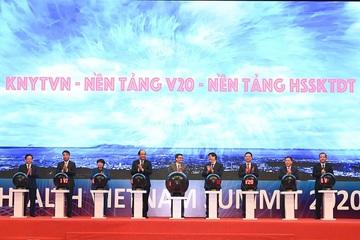 Viettel khai trương nền tảng Hồ sơ sức khỏe cá nhân và Mạng kết nối y tế Việt Nam