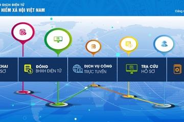 BHXH Việt Nam giải quyết gần 5.900 giao dịch thanh toán trực tuyến trong năm 2020