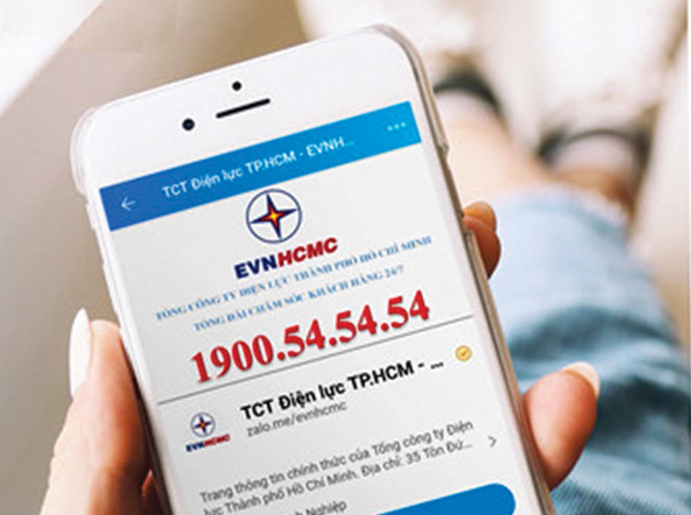 Thanh toán tiền điện không dùng tiền mặt tại TPHCM vượt chỉ tiêu