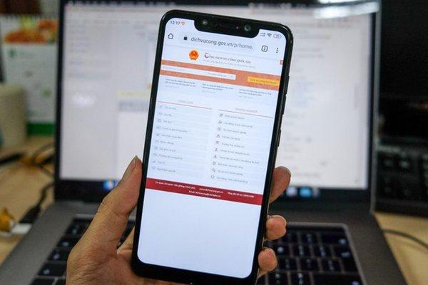 6 nhóm dịch vụ thanh toán trực tuyến trên Cổng dịch vụ công quốc gia