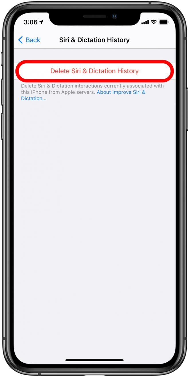 Hướng dẫn xem, xóa lịch sử trò chuyện với Siri trên iPhone