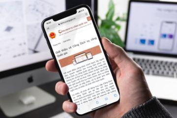 Nền tảng Việt kết nối, cung cấp dịch vụ thanh toán trên Cổng dịch vụ công quốc gia