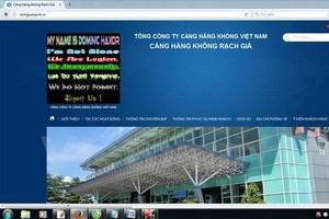 797 vụ tấn công mạng vào hệ thống website Việt Nam trong tháng 12