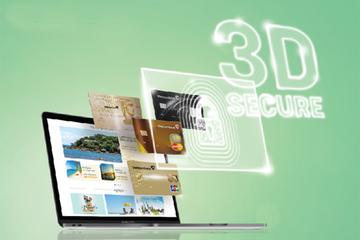 Thêm một ngân hàng triển khai 3D-Secure tăng cường bảo mật cho thẻ tín dụng