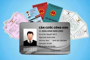 Bảo mật thông tin trên thẻ căn cước công dân gắn chip điện tử