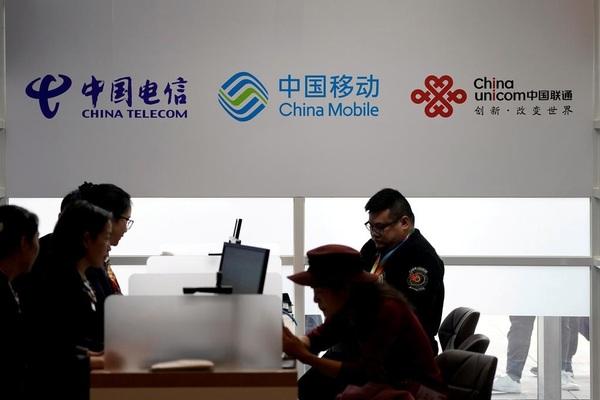 Ba nhà mạng Trung Quốc bất ngờ được giữ lại sàn chứng khoán Mỹ