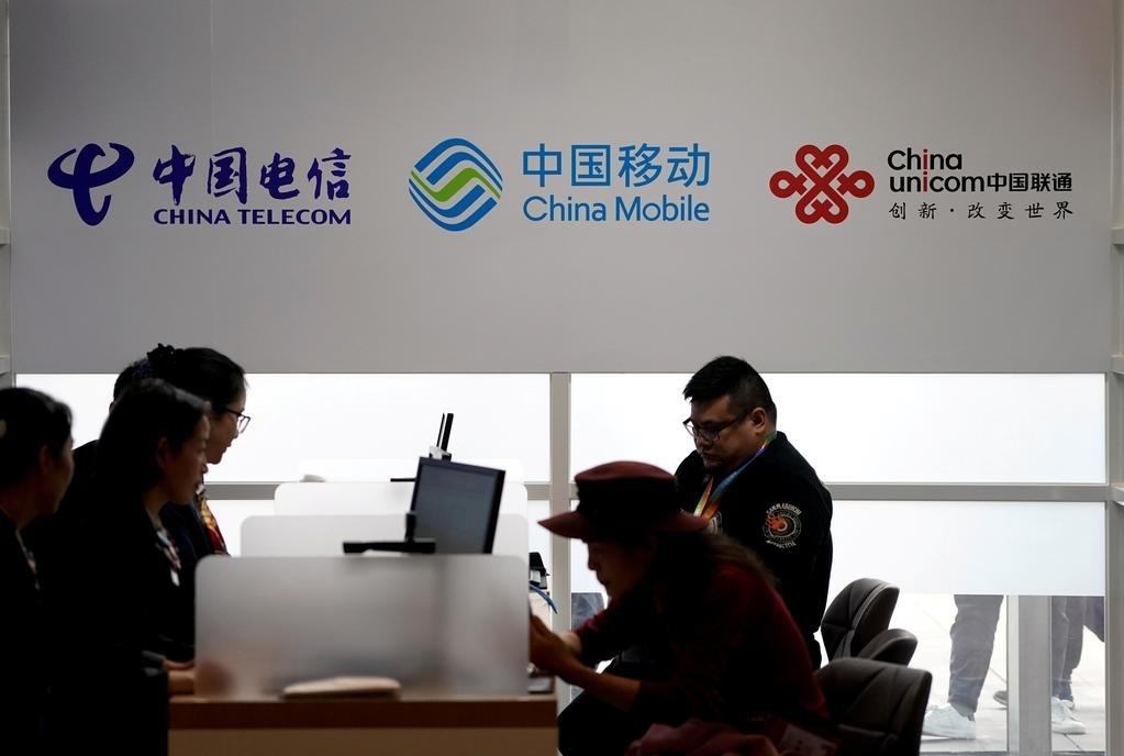 3 nhà mạng Trung Quốc bất ngờ được giữ lại sàn chứng khoán Mỹ