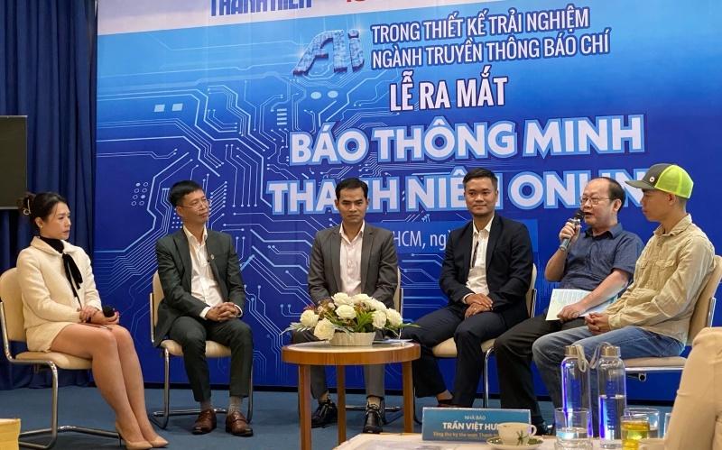 Đưa trí tuệ nhân tạo vào báo điện tử Thanh Niên Online