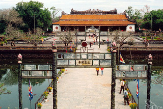 100% điểm tham quan, di tích tại Thừa Thiên Huế sẽ có vé điện tử