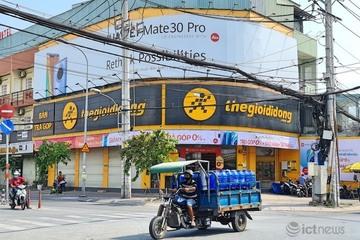 """Một năm """"vô tiền khoáng hậu"""" của bán lẻ di động Việt Nam"""