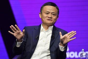Cổ phiếu Alibaba tăng giá sau thông tin Jack Ma không 'mất tích'