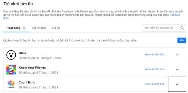 Thận trọng với những game trắc nghiệm 'dạo' trên Facebook