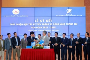 Quảng Nam đổi thay sau 05 năm hợp tác với VNPT