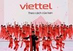 Những điều chưa từng có ở sự kiện ra mắt logo Viettel mới