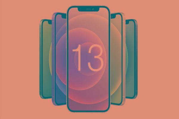Những thay đổi đáng chú ý của iPhone 13