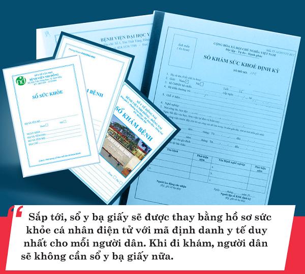 Người dân Việt Nam sắp có 'trợ lý y tế thông minh' cá nhân