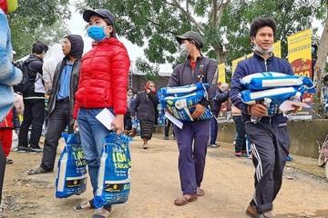 Doanh nghiệp công nghệ tặng 1.000 tấn gạo cho người nghèo Việt Nam