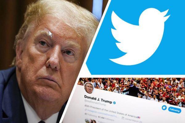 """EU lên án các """"gã khổng lồ"""" mạng xã hội sau lệnh cấm Trump"""