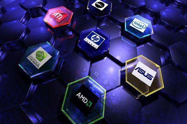 Intel,AMD,Nvidia,chip,bán dẫn