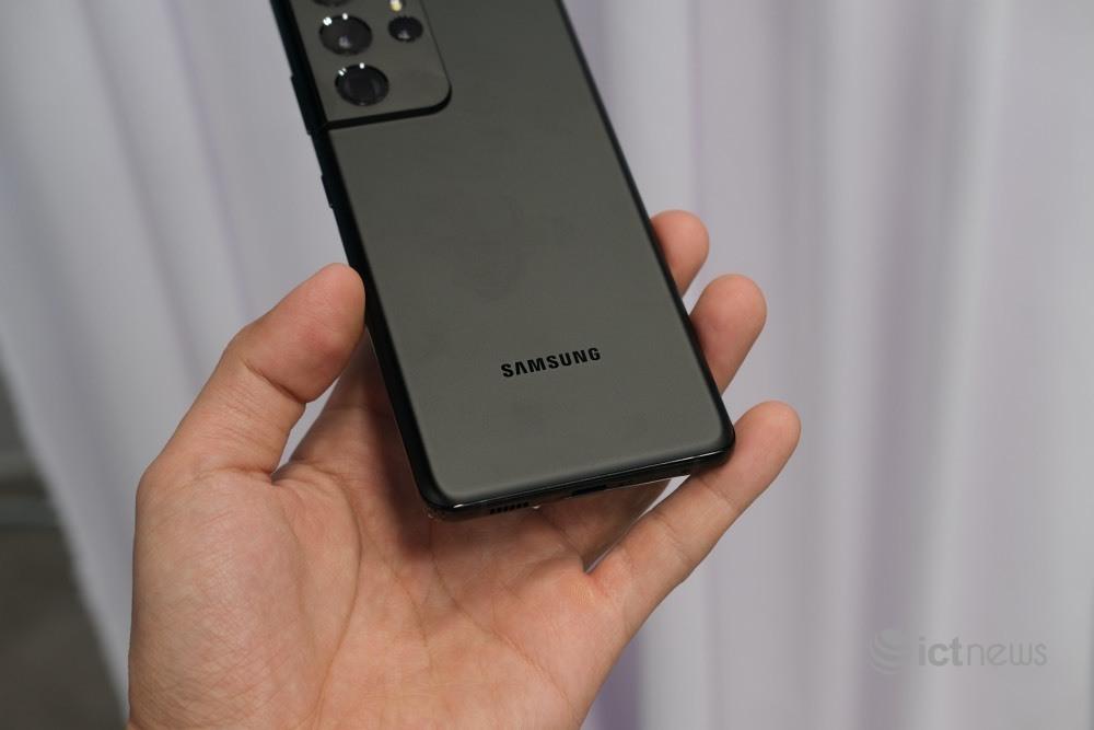 Hình ảnh chi tiết Samsung Galaxy S21 tại Việt Nam