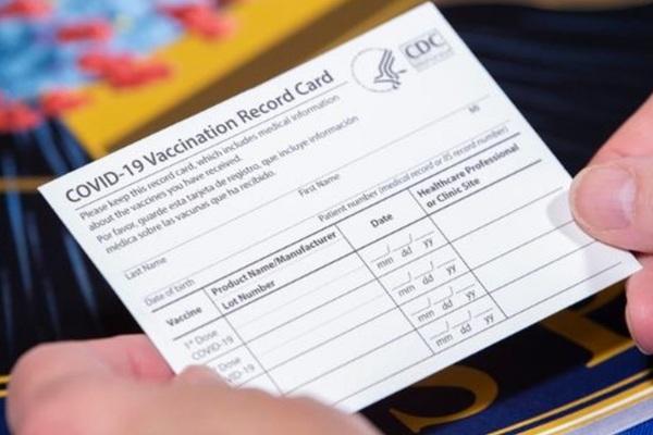 Thành lập hệ thống chứng nhận tiêm vắc-xin phòng Covid-19 bản điện tử