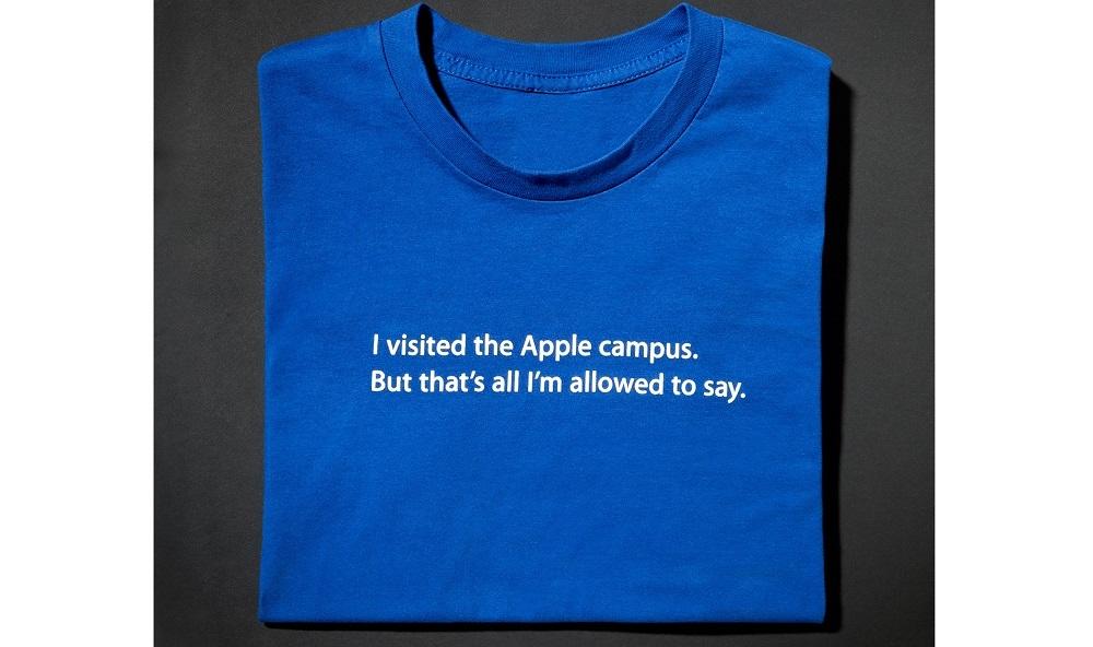 'Luật im lặng' của Apple