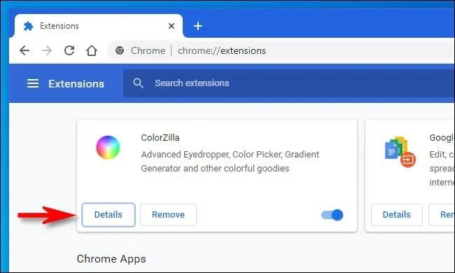 Hướng dẫn bật extension cho Chrome khi đang dùng chế độ ẩn danh
