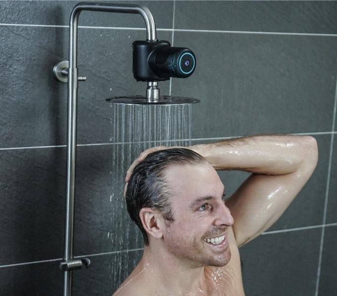 Khẩu trang, bồn tắm và các thiết bị độc đáo ở CES 2021