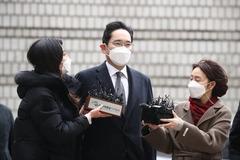 """Samsung tính phương án để """"Thái tử"""" Lee Jae-yong điều hành tập đoàn sau song sắt"""