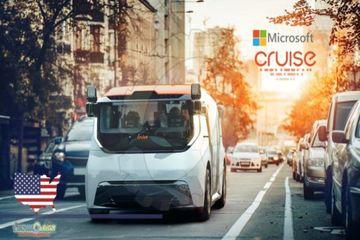 Microsoft mở ra chặng đua mới trong lĩnh vực xe tự hành