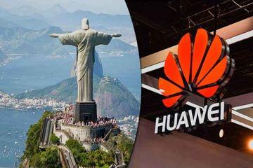 Brazil xem xét cho Huawei đấu thầu 5G ngay khi Trump rời Nhà Trắng