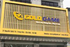 Gold Game Việt Nam bị thu hồi toàn bộ giấy phép G1, G2, G3, G4
