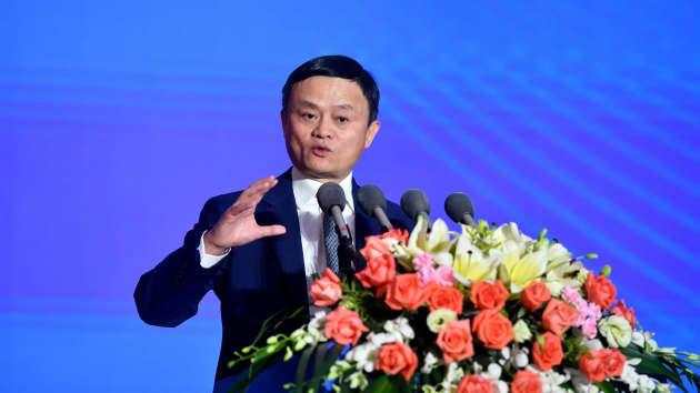 Jack Ma,Alibaba