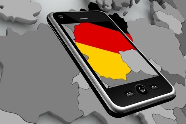 """3 nhà mạng Đức bắt tay nhau để xoá """"vùng xám"""", """"vùng trắng"""""""