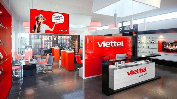 Viettel,Nikkei,toàn cầu hóa,Logo mới