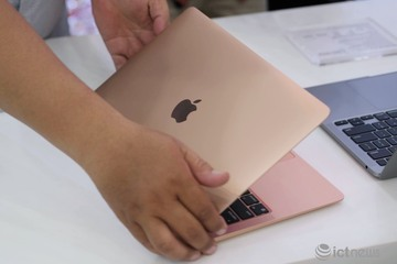 Máy tính xách tay thành điểm sáng tăng trưởng cho bán lẻ công nghệ