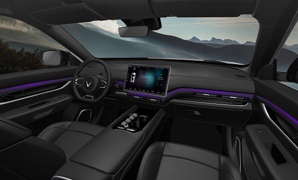 VINFAST ra mắt 3 dòng ô tô điện tự lái - khẳng định tầm nhìn trở thành hãng xe điện thông minh toàn cầu.