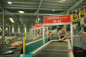 """Khai trương Trung tâm Logistics tự động """"Make in Vietnam"""" giúp tiết kiệm 91% nhân lực"""