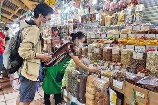 Digitalization at Saigon's oldest market