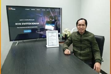 LightJSC chính thức phân phối độc quyền Kinan KVM Switch tại Việt Nam