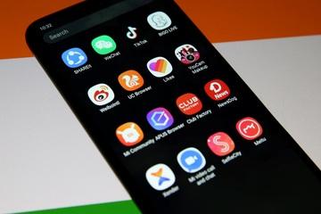 Ấn Độ cấm vĩnh viễn 59 ứng dụng Trung Quốc
