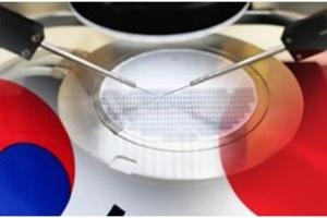 Hàn Quốc vẫn phụ thuộc vào vật liệu và linh kiện công nghiệp từ Nhật Bản